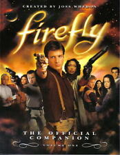 Firefly The Official Companion Volume One Trade Book NEW UNREAD LIGHT SHELF WEAR