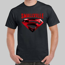 Smallville Superman Tom Welling Red Logo T-shirt USA Size