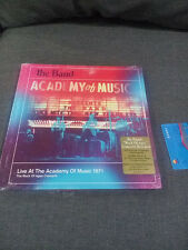 The Band Live At The Academy Of Music 1971 4 CD/DVD LARGE BOX