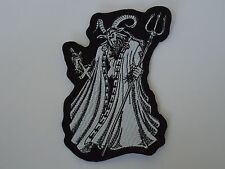 BEHERIT BLACK METAL EMBROIDERED PATCH