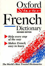 The Oxford Starter French Dictionary (Oxford Starter Dictionaries),