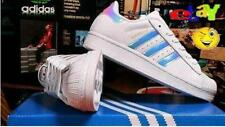 Adidas Superstar Shine Iridescent Limited Edition Sneakers Originals Uomo Donna