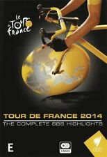 Tour De France 2014 - The Complete Highlights DVD NEW