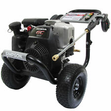 Simpson MegaShot 3100 PSI (Gas-Cold Water) Pressure Washer With Honda Engine