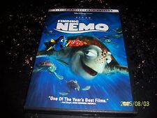 DISNEY MOVIE: FINDING NEMO!! USED & IN EXCELLENT CONDITION!!! 2 DISC EDITION!!!