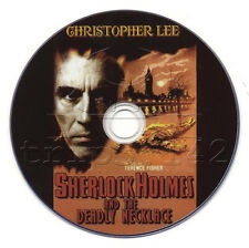 Sherlock Holmes and the Deadly Necklace (1962)  Crime, Mystery Movie on DVD