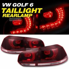 LED Surface Emitting Tail Light Rear Lamp For VOLKSWAGEN 2010 - 2012 GOLF 6 th