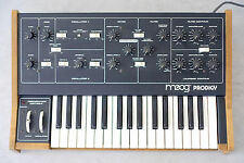 Moog Prodigy Vintage Analog Synthesizer Synth Keyboard Rare Mono Monosynth