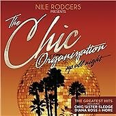 The Chic Organization - Up All Night: The Greatest Hits (2 x CD 2013)