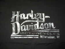 2011 Rocky Mountain HARLEY DAVIDSON MOTOR CYLCLES Milwaukee, WI (LG) Shirt