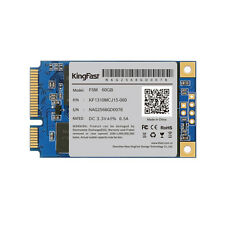 KingFast Disque Dur Interne SSD 60GB F6M mSATA3.0 6Gbps MLC Solid State Flash