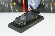 Kyosho 1/64 McLaren F1 GTR Black BRITISH Minicar Collection 2009 Rare Jaguar