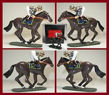 "King & Country Glossy ""A Day at the Races"" Horse #2 **KC-2069**"