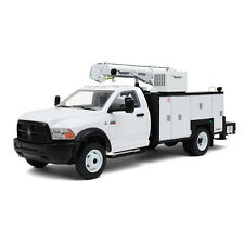 NEW 2016 DODGE RAM 5500 MAINTAINER SERVICE TRUCK WORKING CRANE by first gear