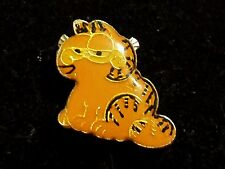 Vintage Garfield The Cat Newspaper Comic Collectible Pin 1980s Original