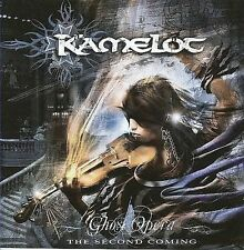 Ghost Opera: The Second Coming, Kamelot, New Double CD