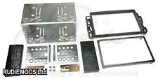 Cadillac BLS 06 on Black Double Din Car Stereo Fitting Kit Facia CT23CA01
