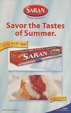 SAVOR THE TASTES OF SUMMER SARAN SIMPLE SOLUTIONS COOKBOOK LEMON ICEBOX DESSERT