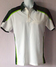 """CATERHAM F1 TEAM 2014 - White HPE Performance Polo Tee - Size XS (34""""-36"""" chest)"""