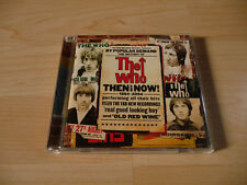 CD The Who - Then and now! 2004