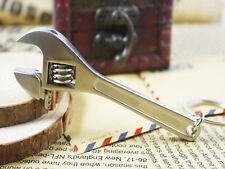 En Forme de clef à molette clé mignonne Keychain Mini porte-clés chaud