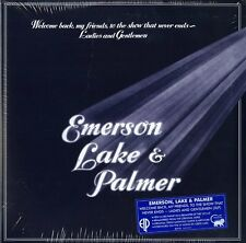 EMERSON, LAKE & PALMER  WELCOME BACK MY FRIENDS TO THE SHOW TRIPLO VINILE LP !