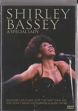 SHIRLEY BASSEY A SPECIAL LADY DVD MUSIC 1980 RARE