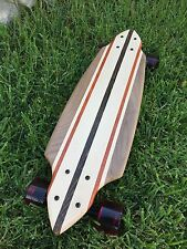 "Mini Cruiser Skateboard - Santa Monica Black ""Mini Croozer"""