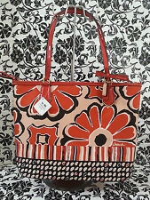 NWT Coach Poppy Floral Scarf Print Tote