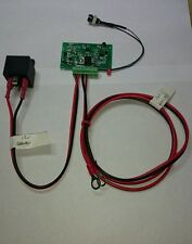 Solar/wind turbine charge controller 12V, 40 amp (550 watts)