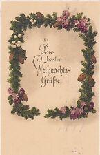 Weihnachten, Tannenzweige, 1919