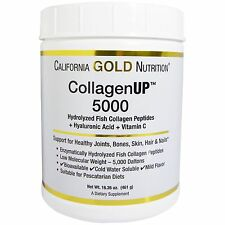 fish collagen 461 gr Hylauronic Acid Vitamin C California Gold Nutritiong