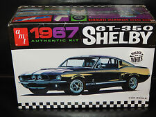 AMT 1967 Ford Mustang Shelby GT-500 Model Kit
