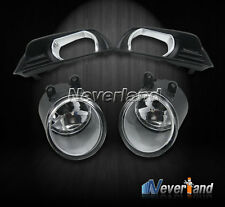 2pcs Car 55W Front Fog Lights Driving Spot Lamp Kit for Toyota Camry 2007-2008