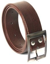 Men's Casual Belt Brown Color self textured with Free Shipping