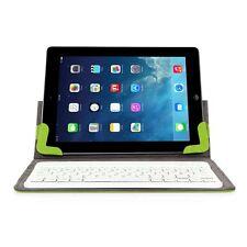 """Universal Smart Cover 10"""" Bluetooth Tastatur Schutz Hülle für iPad 2/3/4 Grün"""