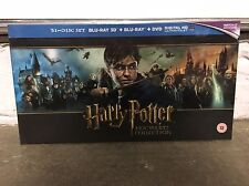 Harry Potter Hogwarts Collection On Blu-Ray Brand New- Region Free