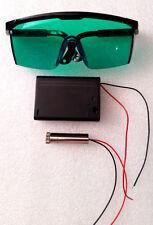 405nm 100mW Blue-Violet Focus adjustable Laser Dot module kit