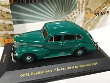 OPEL Kapitän 4-Door Sedan 1939 1:43 IXO COLLECTION-DIE CAST-MUS048