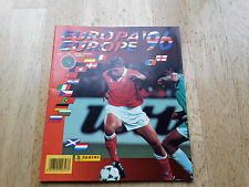 Panini Album EM EC 1996 Euro 96, komplett/complete, rare NL version, gut/good!