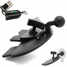ChargerCity EasyBlade 17mm Ball Connection Car CD Slot Mount for Garmin Nuvi GPS