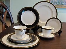 WATERFORD ASHWORTH 2 5-PIECE PLACE SETTINGS