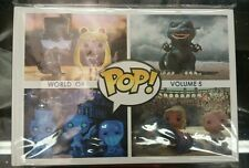 Funko World of Pop! Volume 5 Book New SDCC 2016