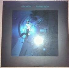 DJ Krush - Butterfly Effect (Blue Deluxe Edition) Vinyl 2LP New & Sealed