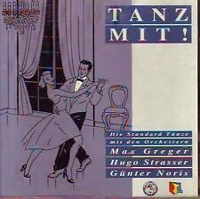 Max Greger Tanz mit!-Standardtänze (1991, & Hugo Strasser, Günter Noris) [CD]