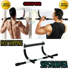 Pro Pull-Up Bar Heavy-Duty Easy Gym Doorway Chin-Up DOOR STRENGTH EXERCISE