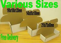 Mailing Postal Packing Cardboard Boxes *Multi Listing* Small Parcel Single Wall