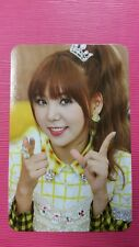 ORANGE CARAMEL RAINA Official Photo Card 2nd LIPSTICK AFTER SCHOOL Photocard 레이나