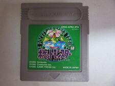 Nintendo GameBoy Pocket Monster Green Pokemon GB GBC