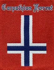 CARPATHIAN FOREST Norway Patch/Aufnäher 601165 #